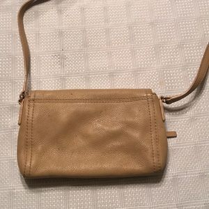 kate spade Bags - Kate Spade Small Crossbody - Tan leather